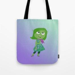 Disgust Tote Bag