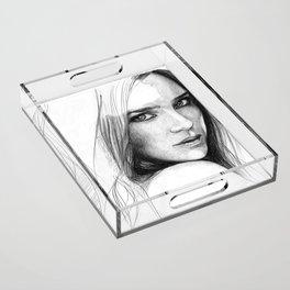 Incanto Acrylic Tray
