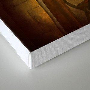 The Machinist Canvas Print