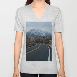 Blue Mountain Road Unisex V-Neck
