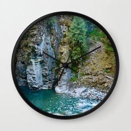othello tunnels, 2017 Wall Clock