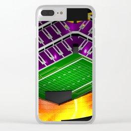 The Metropolitan Clear iPhone Case