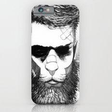 Lion man iPhone 6s Slim Case