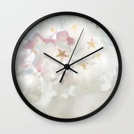 Abundance of Joy Wall Clock