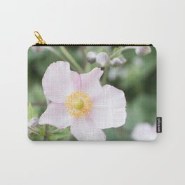 Pink Anemonies after the Rain Carry-All Pouch