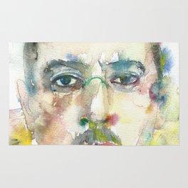 IGOR STRAVINSKY - watercolor portrait.1 Rug