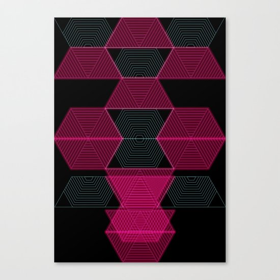 n/n Canvas Print
