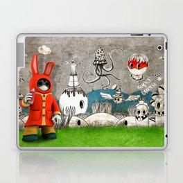 Super Bunny Laptop & iPad Skin