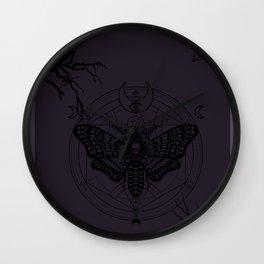 Witch Craft Wall Clock