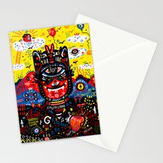 Bright Magic Day Stationery Cards