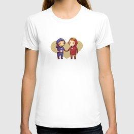 Kigurumi Superhusbands T-shirt