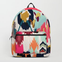 Bohemian Tribal Painting Backpack