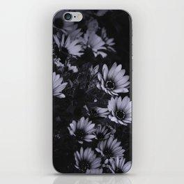 Flowers everywhere iPhone Skin
