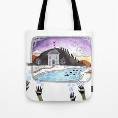The Hands Tote Bag
