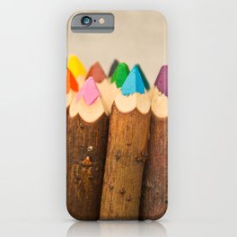 Color Me Free I iPhone Case