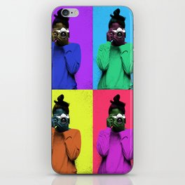 The Warhol Affect iPhone Skin