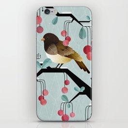 Bird, Watching iPhone Skin