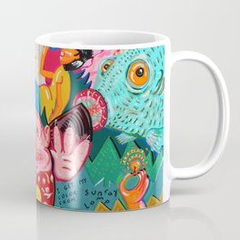 tanned demons Coffee Mug