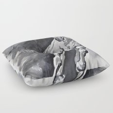 Tonka Floor Pillow