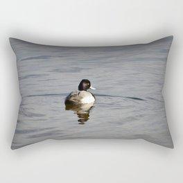 Lesser Scaup Rectangular Pillow