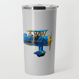 Summer plane Travel Mug