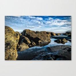 Tidal Pools Canvas Print