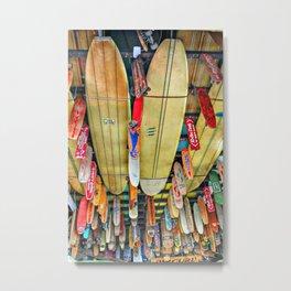Surf's Up! Metal Print
