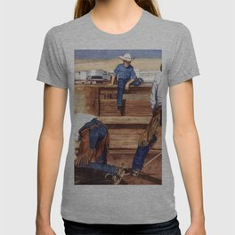 Live and Learn T-shirt