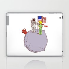 I Was Here First Laptop & iPad Skin
