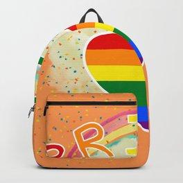 PRIDE - Pride Month Design Backpack