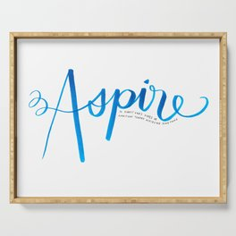 Aspire Serving Tray