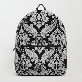 Demask | Filigri | Goth Aesthetics | Romantic Gothic | Victorian Backpack