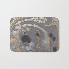 Fluid Gold Concrete Bath Mat