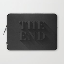 THE END Laptop Sleeve