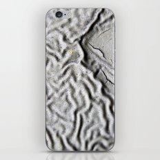 Wrinkles iPhone & iPod Skin