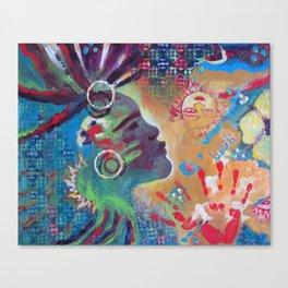 Animal Spirit Canvas Print