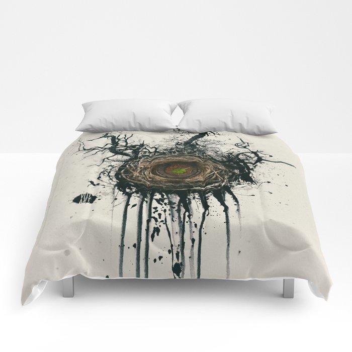 Bird Nest Comforters