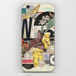 W3 iPhone Skin