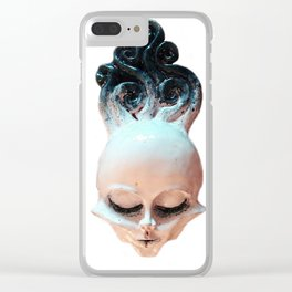 Re-inverted Clear iPhone Case
