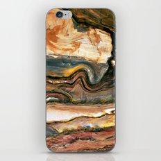 Petra's Paint iPhone & iPod Skin