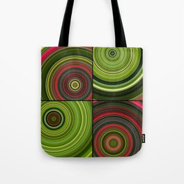 Fractured Ring 02 Tote Bag