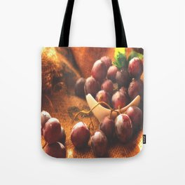Fresh Grapes food Collection Tote Bag