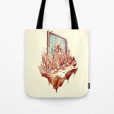 Hidden Gate Tote Bag