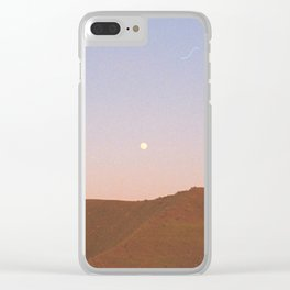 NightLife Clear iPhone Case
