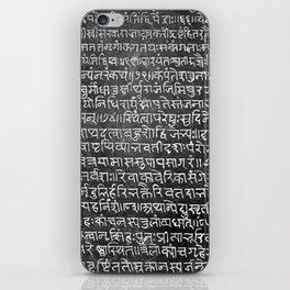 Scripture iPhone Skin