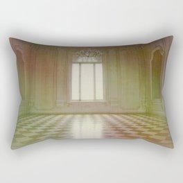 Light in the window Rectangular Pillow