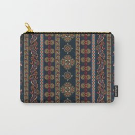 Henna pattern print - Betty Carry-All Pouch