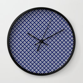 Marchess (Navy Blue) Wall Clock