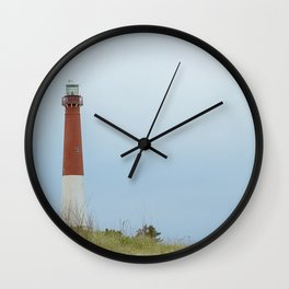 Barnegat Lighthouse 2020 Wall Clock