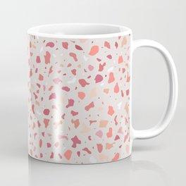 AFE Coral Terrazzo Pattern Coffee Mug